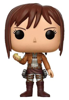 Imagen de Attack on Titan Figura POP! Animation Vinyl Sasha Braus 9 cm