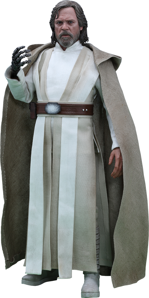 Imagen de Star Wars Episode VII Figura Movie Masterpiece 1/6 Luke Skywalker 28 cm