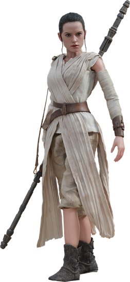 Foto de Star Wars Episode VII Figura Movie Masterpiece 1/6 Rey 28 cm