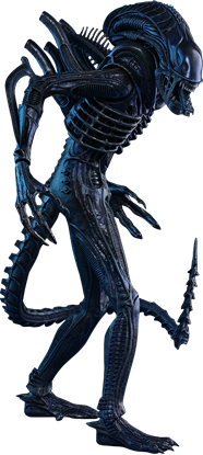 Imagen de Aliens Figura Movie Masterpiece 1/6 Alien Warrior 35 cm