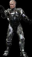 Imagen de RoboCop Figura Movie Masterpiece 1/6 RoboCop Battle Damaged Version 30 cm
