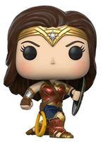 Imagen de Wonder Woman Movie POP! Heroes Vinyl Figura Wonder Woman (Battle Pose & Shield) 9 cm(LAS FECHAS DE LOS PREPEDIDOS SON ORIENTATIVAS. PUEDE RETRASARSE LA SALIDA DEL PRODUCTO.)
