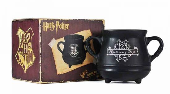Foto de Harry Potter Taza Caldero Hogwarts