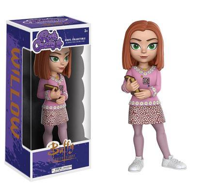 Imagen de Buffy Rock Candy Vinyl Figura Willow 13 cm(LAS FECHAS DE LOS PREPEDIDOS SON ORIENTATIVAS. PUEDE RETRASARSE LA SALIDA DEL PRODUCTO.)