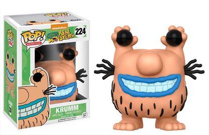 Imagen de Aaahh!!! Monstruos POP! Animation Vinyl Figura Krumm 9 cm