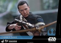 Foto de Star Wars Rogue One Figura Movie Masterpiece 1/6 Chirrut Îmwe (Deluxe Version) 29 cm