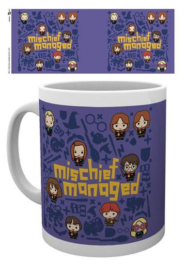 Foto de Harry Potter Taza Mischief Managed