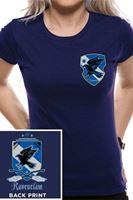 Imagen de Harry Potter Camiseta Chica Ravenclaw Talla M