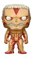 Imagen de Attack on Titan Figura Super Sized POP! Animation Vinyl Armored Titan 15 cm