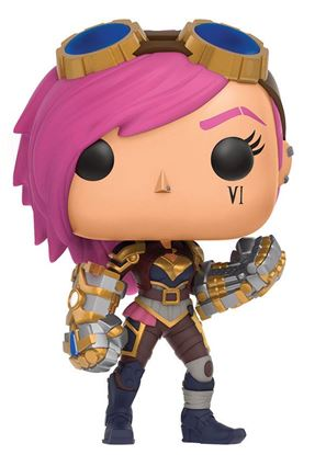 Imagen de League of Legends POP! Games Vinyl Figura Vi 9 cm