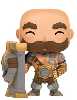 Imagen de League of Legends POP! Games Vinyl Figura Braum 9 cm