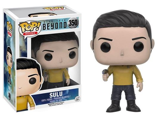 Foto de Star Trek Beyond POP! Vinyl Figura Sulu 9 cm
