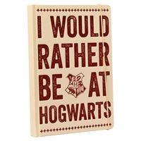 Imagen de Libro de Notas Hogwarts Slogan