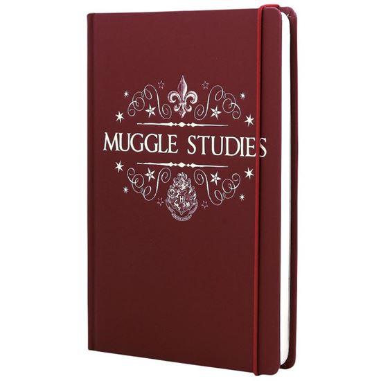 Foto de Libro de Notas Muggle Studies