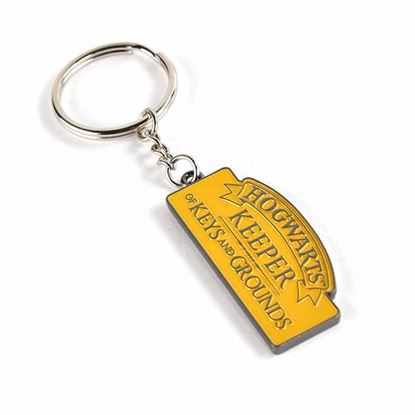 Imagen de Harry Potter Llavero Metálico Keeper of Keys