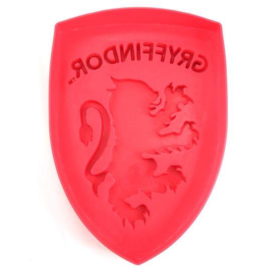 Foto de Molde de Silicona, para tartas, Gryffindor Crest