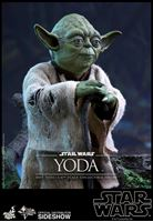 Foto de Star Wars Episode V Figura Movie Masterpiece 1/6 Yoda 13 cm