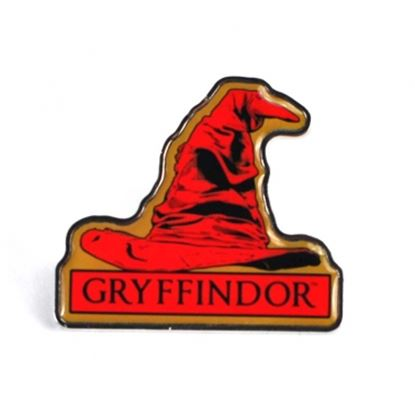 Imagen de Harry Potter Pin Gryffindor Sorting Hat