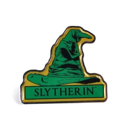 Imagen de Harry Potter Pin Slytherin Sorting Hat
