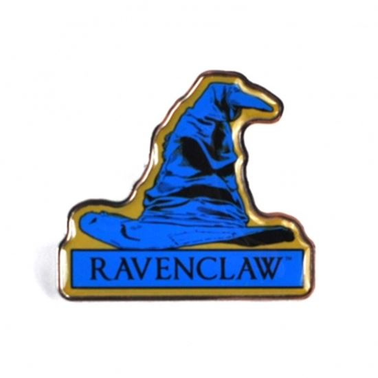 Foto de Harry Potter Pin Ravenclaw Sorting Hat