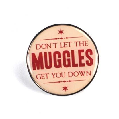 Imagen de Harry Potter Pin Muggles