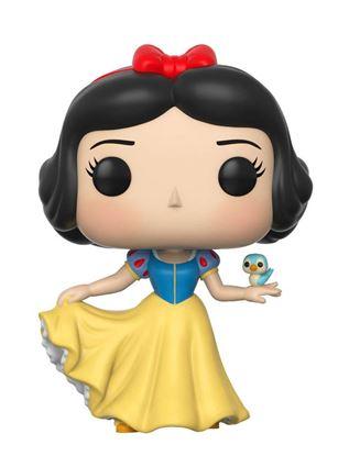 Imagen de Blancanieves y los Siete Enanitos POP! Disney Vinyl Figura Blancanieves 9 cm