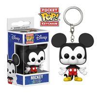 Imagen de Disney Llavero Pocket POP! Vinyl Mickey Mouse 4 cm