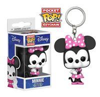 Imagen de Disney Llavero Pocket POP! Vinyl Minnie Mouse 4 cm