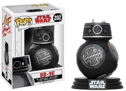 Imagen de Star Wars Episode VIII POP! Vinyl Cabezón BB-9E 9 cm