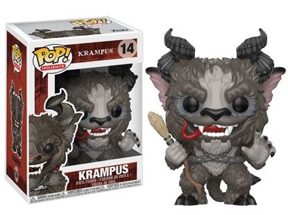Imagen de Krampus POP! Holiday Vinyl Figuras Krampus 9 cm