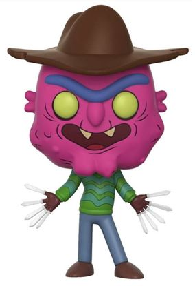Imagen de Rick y Morty POP! Animation Vinyl Figura Scary Terry 9 cm