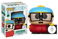 Imagen de South Park POP! TV Vinyl Figura Cartman 9 cm