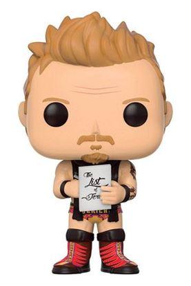 Imagen de WWE Wrestling POP! WWE Vinyl Figura Chris Jericho 9 cm