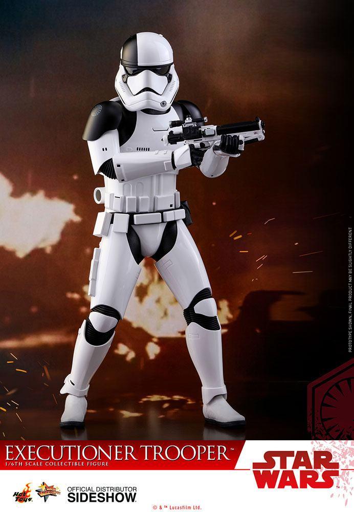 Imagen de Star Wars Episode VIII Figura Movie Masterpiece 1/6 Executioner Trooper 30 cm