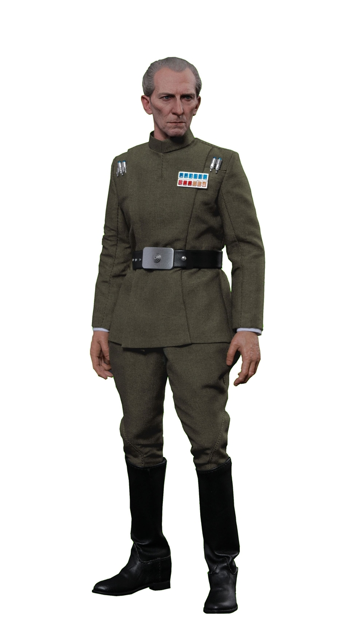 Imagen de Star Wars Episode IV Figura Movie Masterpiece 1/6 Grand Moff Tarkin 30 cm
