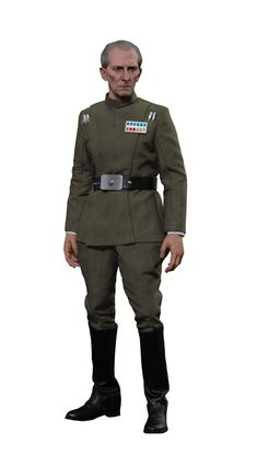 Imagen de Star Wars Episode IV Figura Movie Masterpiece 1/6 Grand Moff Tarkin 30 cm