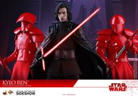 Foto de Star Wars Episode VIII Figura Movie Masterpiece 1/6 Kylo Ren 33 cm