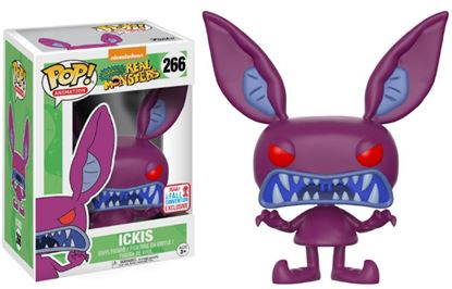 Imagen de Aaahh!!! Monstruos POP! Animation Vinyl Figura Ickis 2017 Fall Convention Exclusive 9 cm