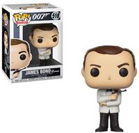 Imagen de James Bond POP! Movies Vinyl Figura Sean Connery (Goldfinger) 9 cm.