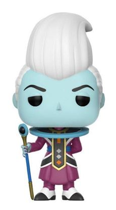 Imagen de Dragonball Super POP! Animation Vinyl Figura Whis 9 cm