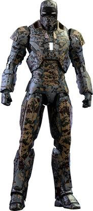 Imagen de Iron Man 3 Figura MMS Diecast 1/6 Iron Man Mark XXIII Shades Hot Toys Summer Exclusive 31 cm