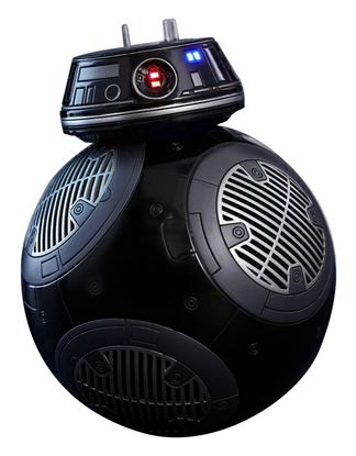 Imagen de Star Wars Episode VIII Figura Movie Masterpiece 1/6 BB-9E 11 cm