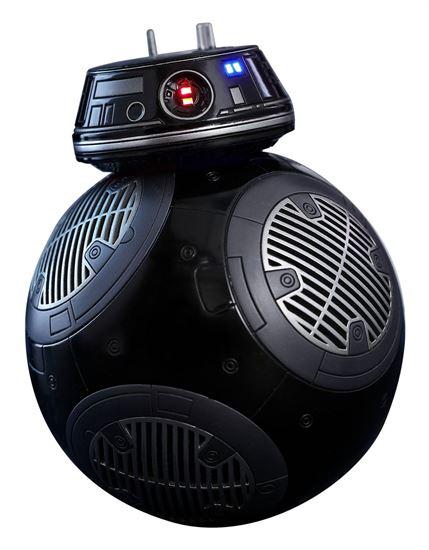 Foto de Star Wars Episode VIII Figura Movie Masterpiece 1/6 BB-9E 11 cm