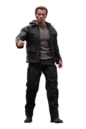 Imagen de Terminator Genisys Figura Movie Masterpiece 1/6 T-800 Guardian 32 cm