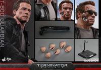 Foto de Terminator Genisys Figura Movie Masterpiece 1/6 T-800 Guardian 32 cm