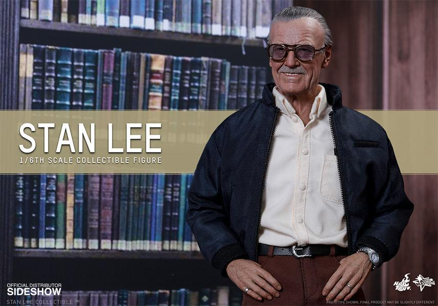 Imagen de Stan Lee Figura Movie Masterpiece 1/6 30 cm