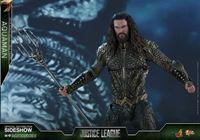 Foto de Justice League Figura Movie Masterpiece 1/6 Aquaman 30 cm