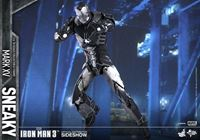 Foto de Iron Man 3 Figura Movie Masterpiece 1/6 Iron Man Mark XV Sneaky 31 cm