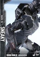 Foto de Iron Man 3 Figura Movie Masterpiece 1/6 Iron Man Mark XV Sneaky 31 cm
