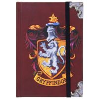 Imagen de Harry Potter Notebook A6 Gryffindor